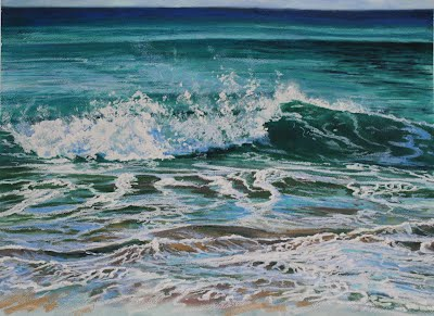Swirling Waters by Caroline Cooke
