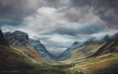 Th ePass of Glencoe